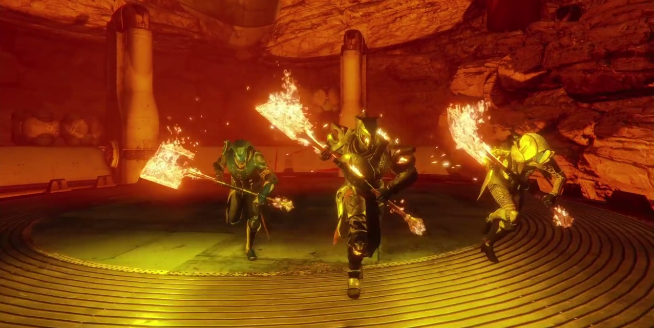 "Destiny: Archon-Schmiede – Die neue kooperative Arena in ""Rise of Iron"""