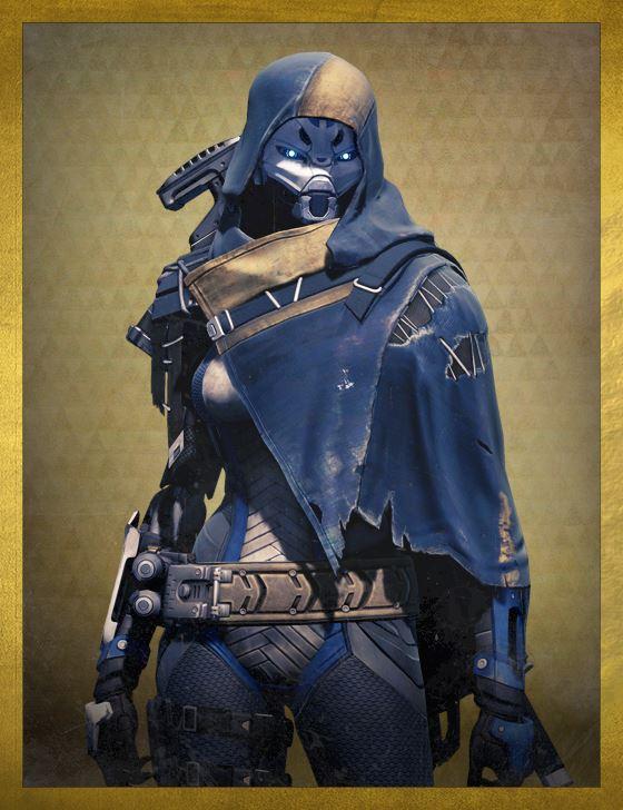 destiny-fremde