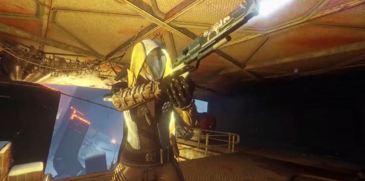 Destiny: Gameplay-Szenen zur Trespasser erschienen