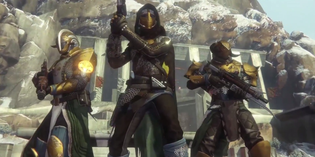 Destiny: Eisenbanner im Januar 2017 ist live! So kommt Ihr an den Loot