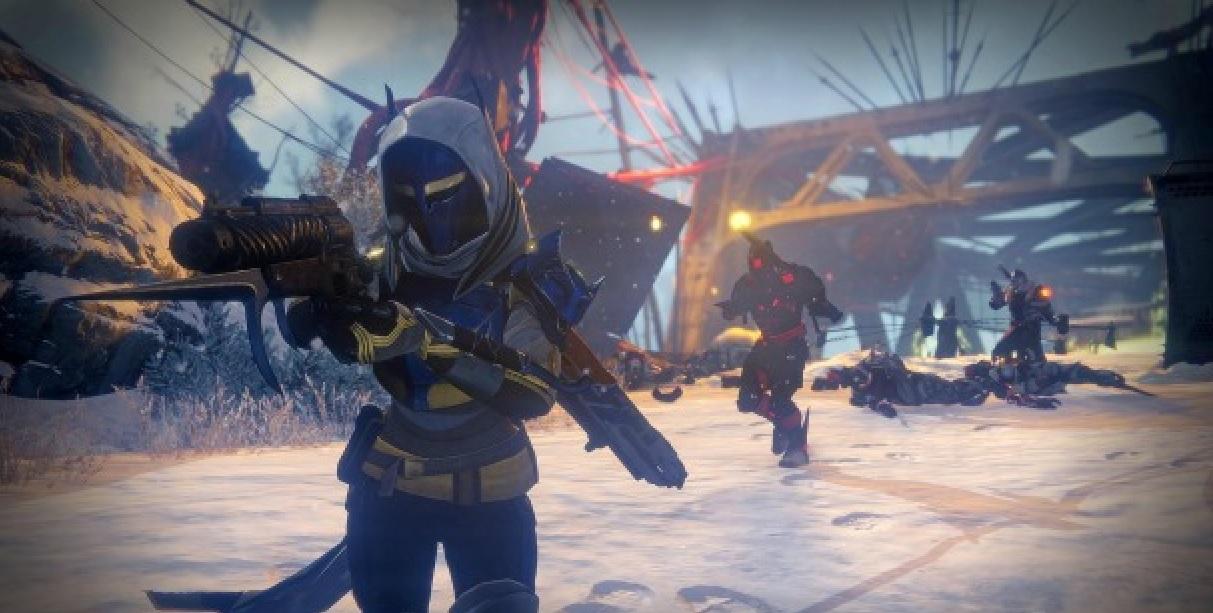 Destiny: Rise of Iron – Wird der Tresor erweitert?