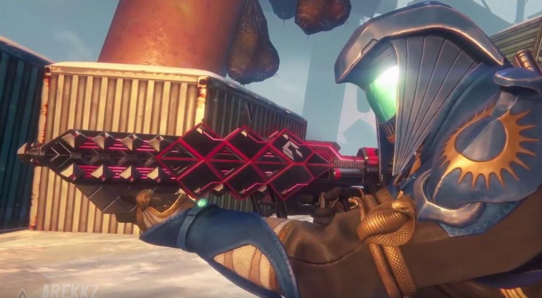 """Destiny: Neues exotisches Impulsgewehr erinnert an """"Price of Exile"""""""