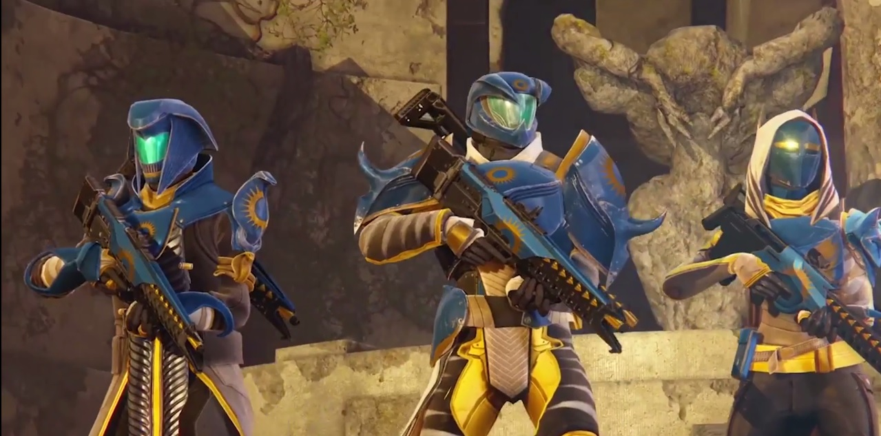 Destiny: Trials of Osiris – Die Map am 27.1.