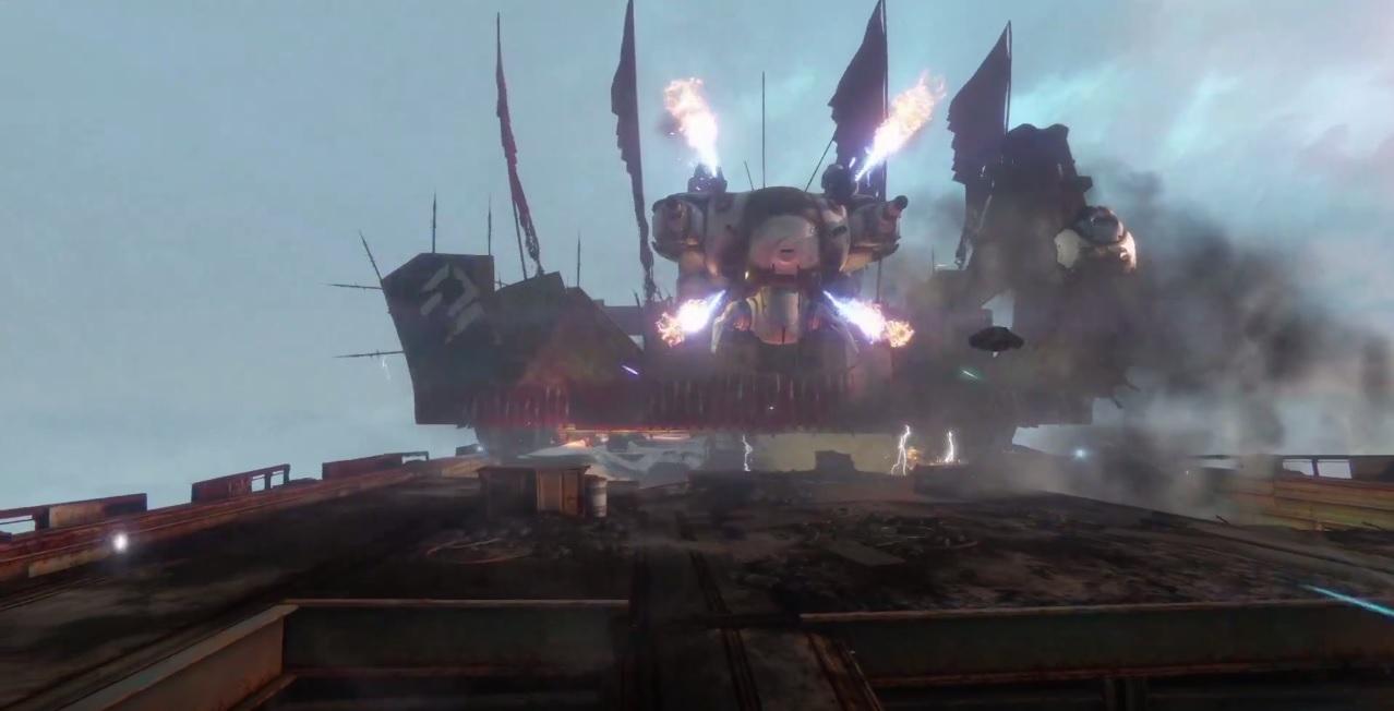 Destiny: Metall und Fleisch – Die erste Quest von Zorn der Maschine