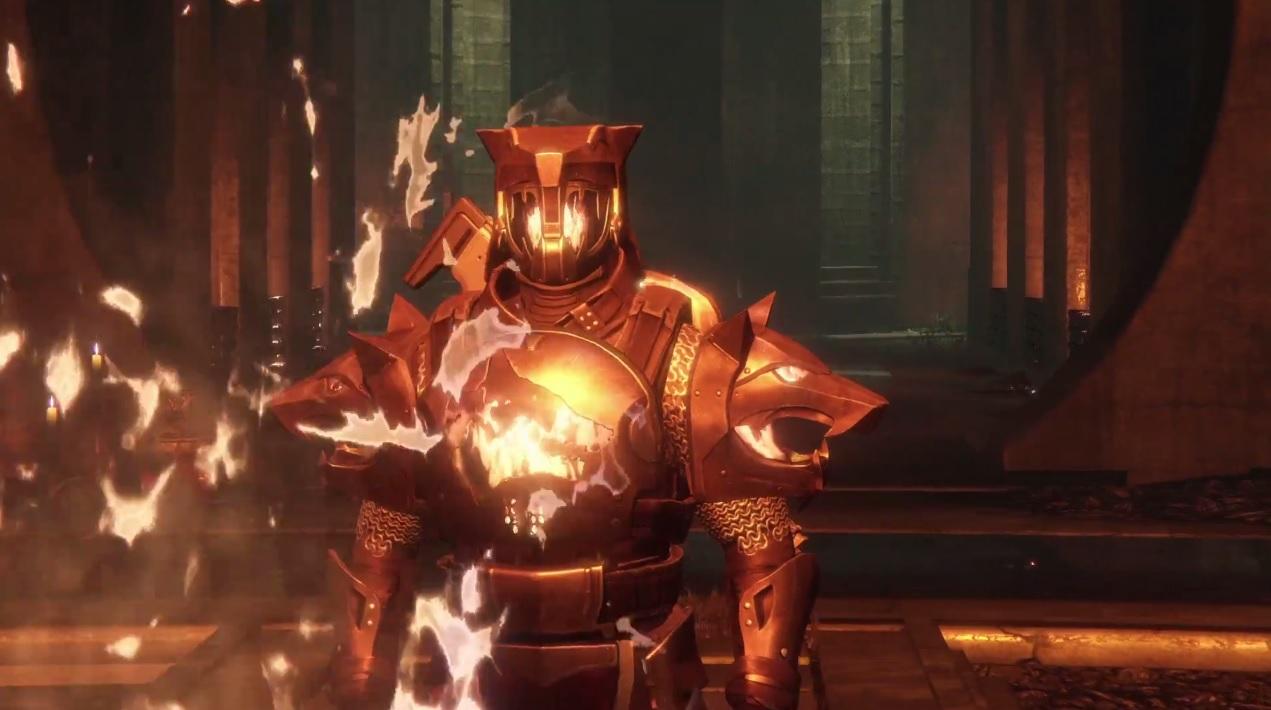 Destiny: Titanen lösen jedes Problem mit dem Hammer