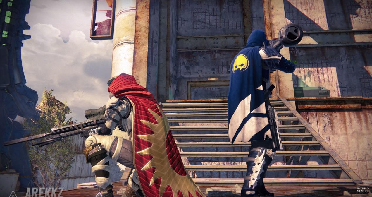 """Destiny: Kein Stilbruch mehr nötig – Shader wirken auf Klassengegenstände in """"Rise of Iron"""""""