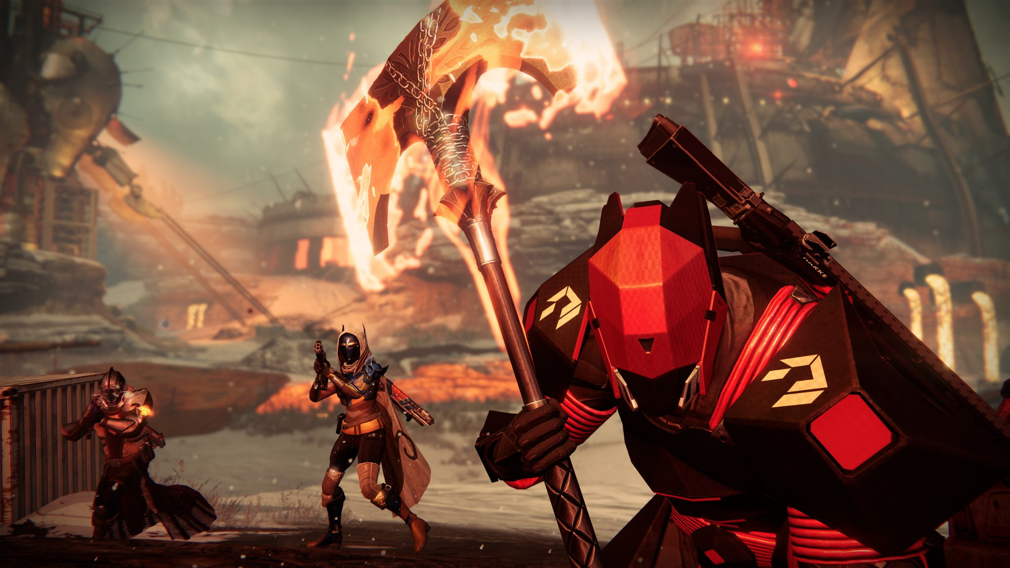Destiny 2: Bungie entwickelt ein Nicht-Destiny-Spiel! Wird's ein MMO?
