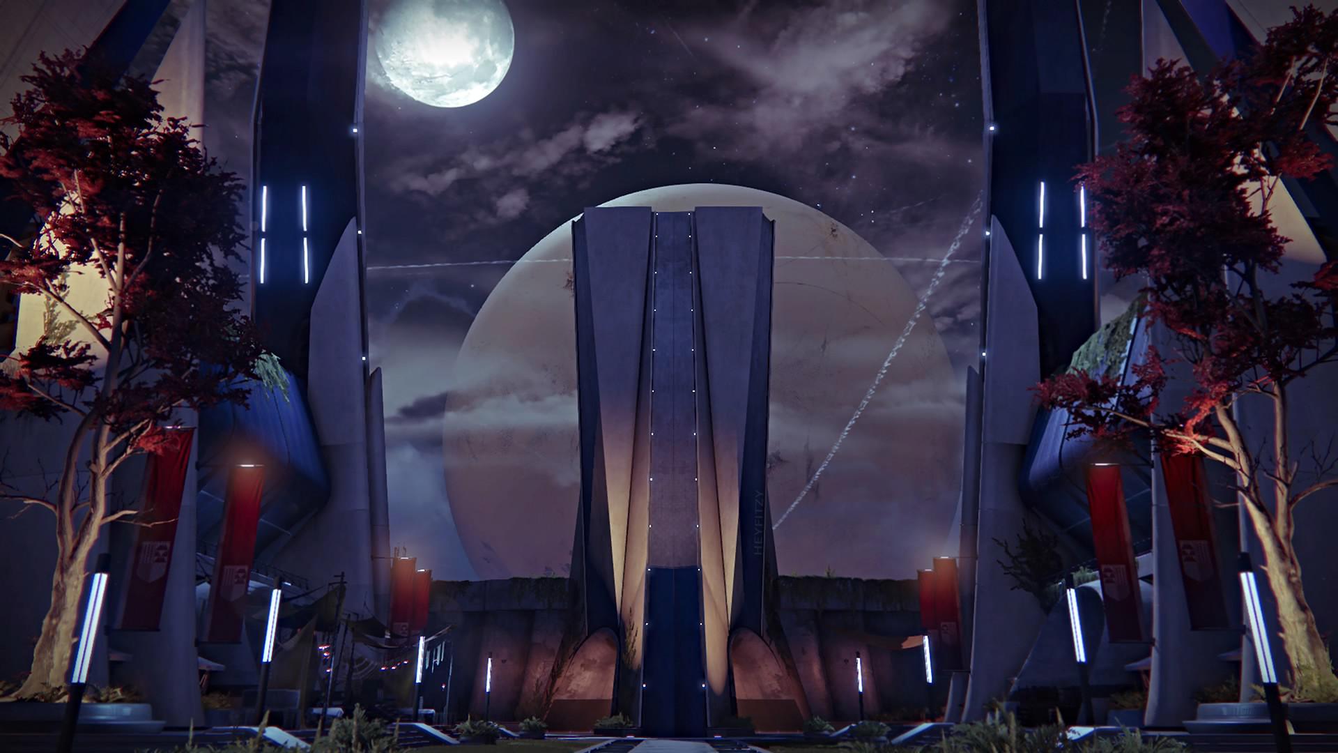 Destiny: Die letzten Momente von Lord Saladin im Turm – Der Eiserne Lord zieht weiter