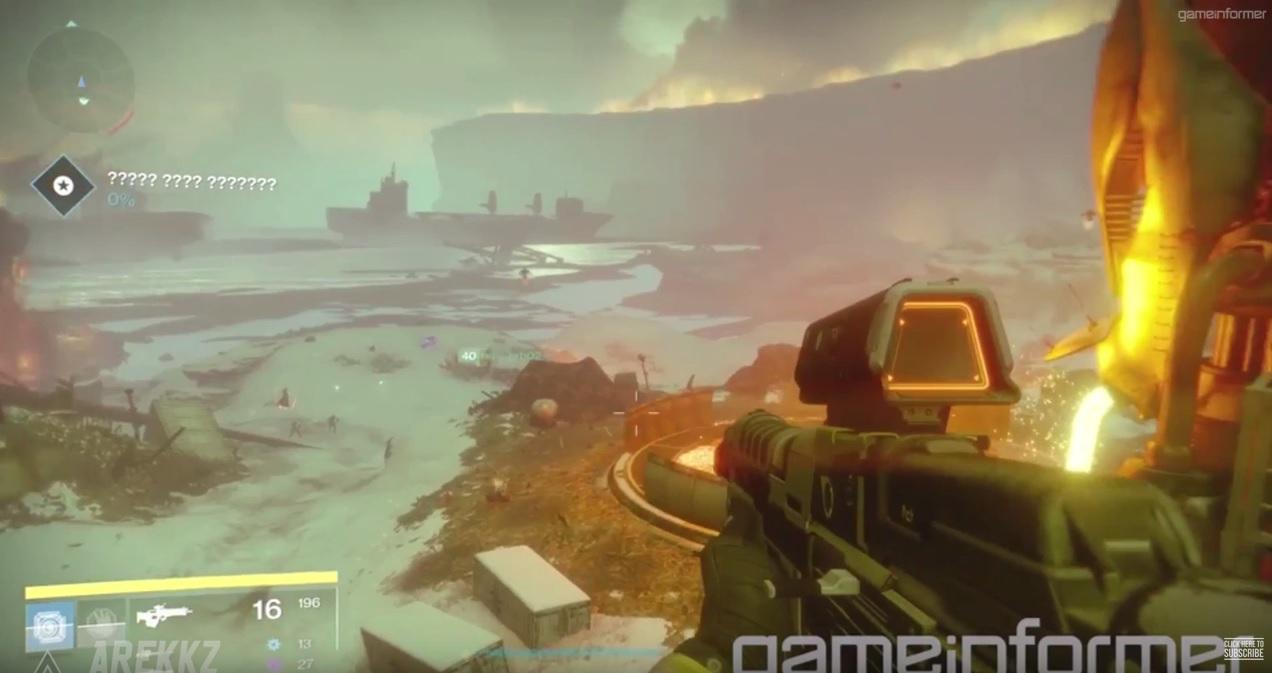 """Destiny: Gjallarhorn, Felwinter Peak und die Verseuchten Lande – """"Rise of Iron"""" ist voller Nostalgie"""
