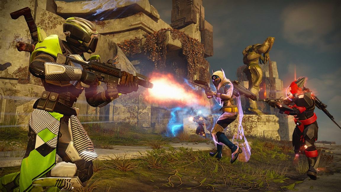 Destiny 2 soll ein fantastisches Sequel mit einem stetigen Strom an Content werden