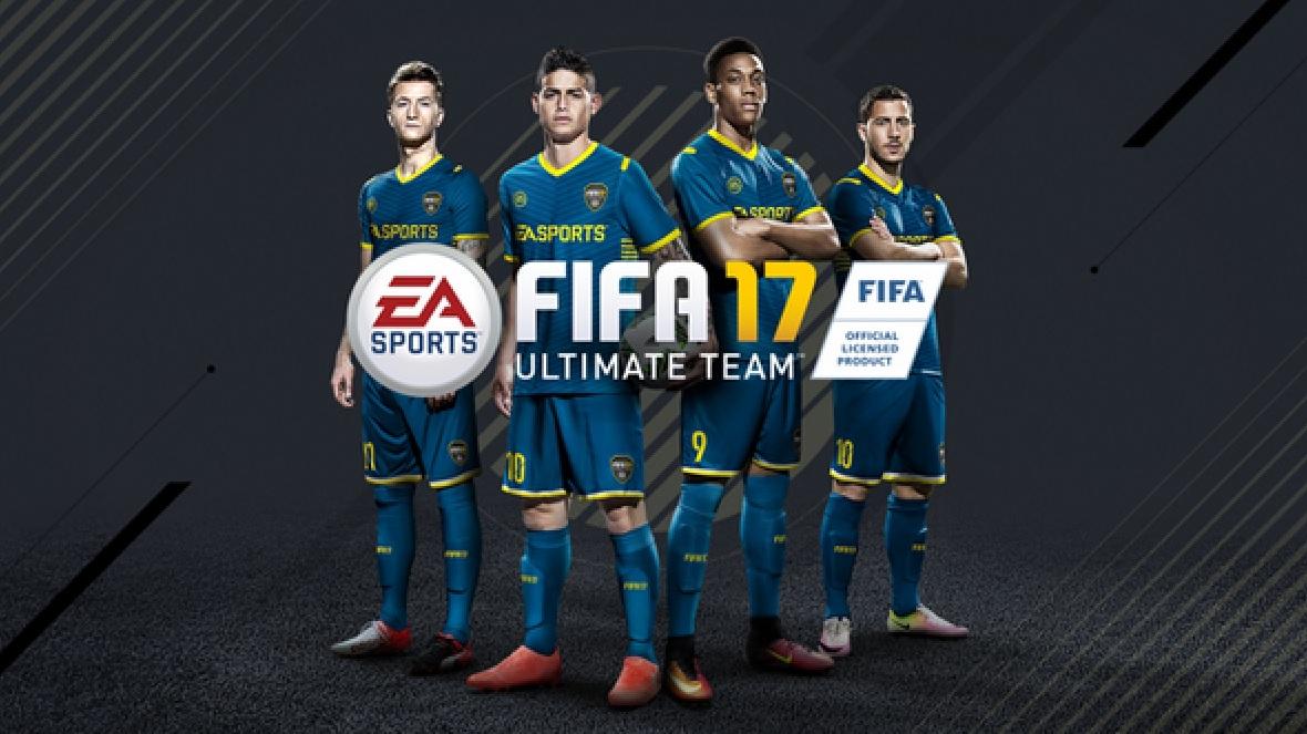 """FIFA 17: Web App – Release der """"Ultimate Team""""-App noch heute?"""