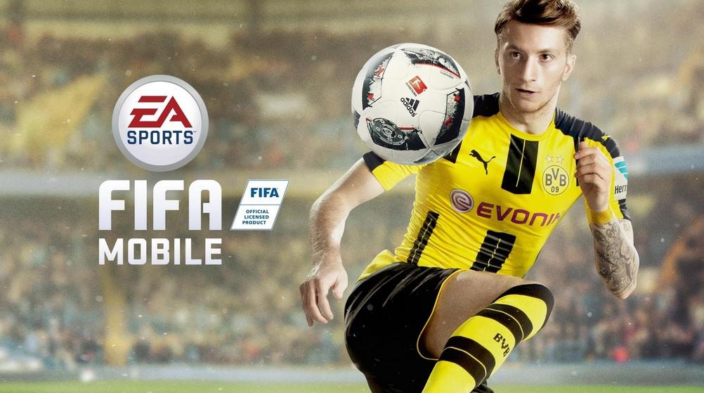 FIFA Mobile: Mit der App bleibt Ihr auf iOS und Android am Ball