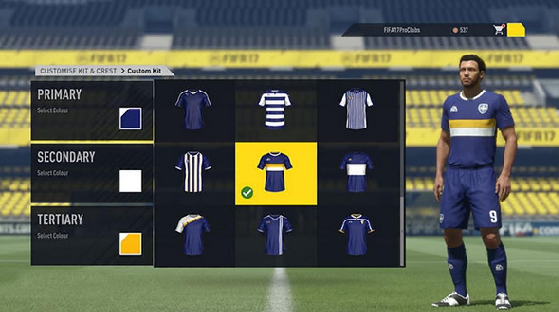 FIFA 17: Pro Clubs setzt voll auf Teamwork – Neue Features vorgestellt