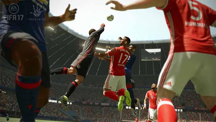 FIFA 17 TOTS Bundesliga – Das sind die besten Spieler der Saison
