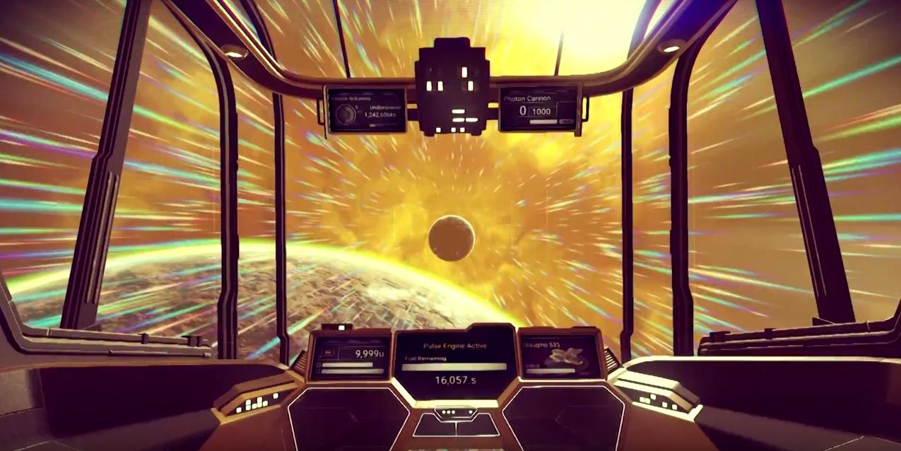 """No Man's Sky: """"Echter"""" Multiplayer kommt! – Erkundet die Galaxie mit 16 Spielern"""