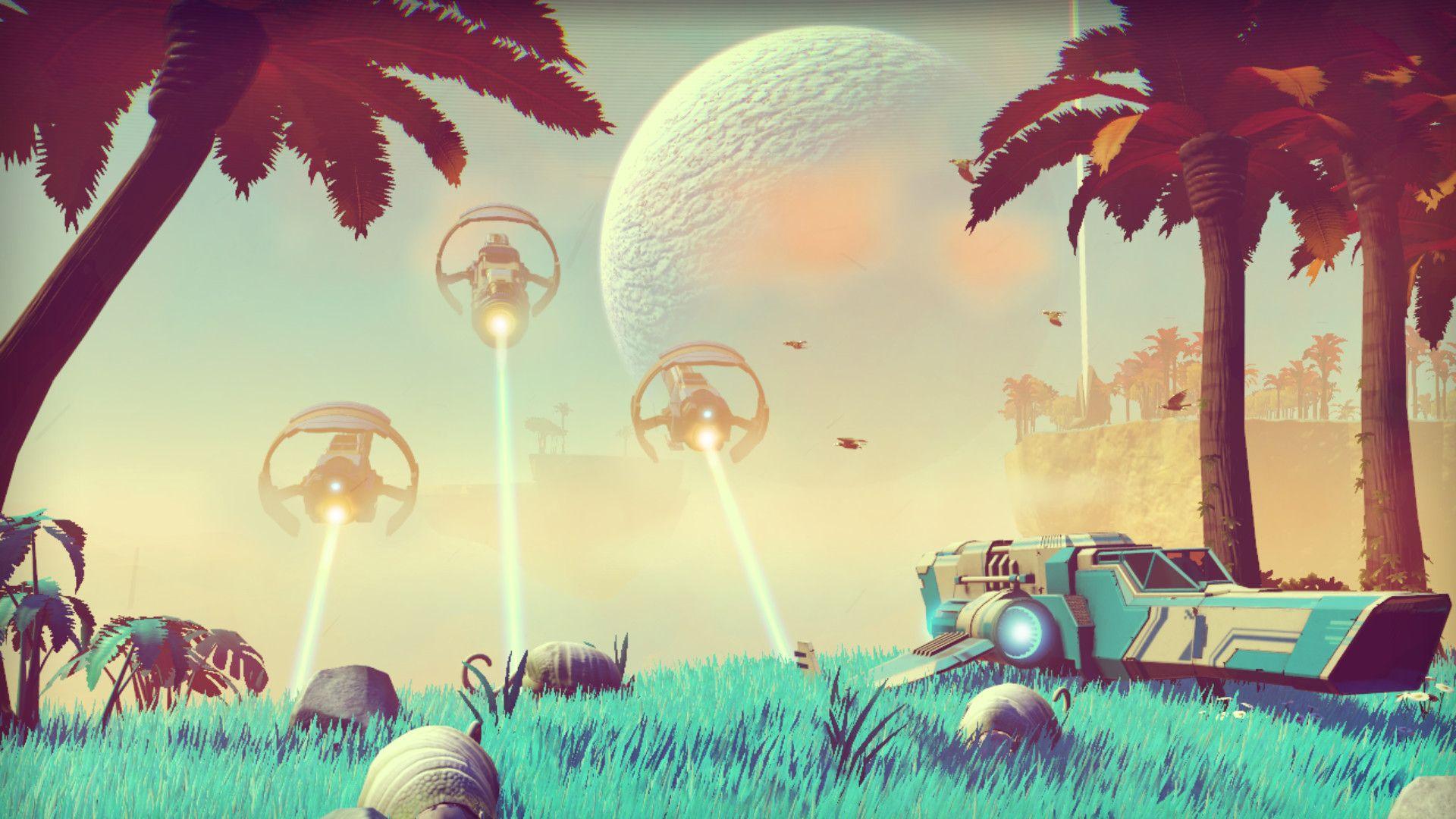 No Man's Sky: Erstes Update fertiggestellt – Werden die Bugs behoben?