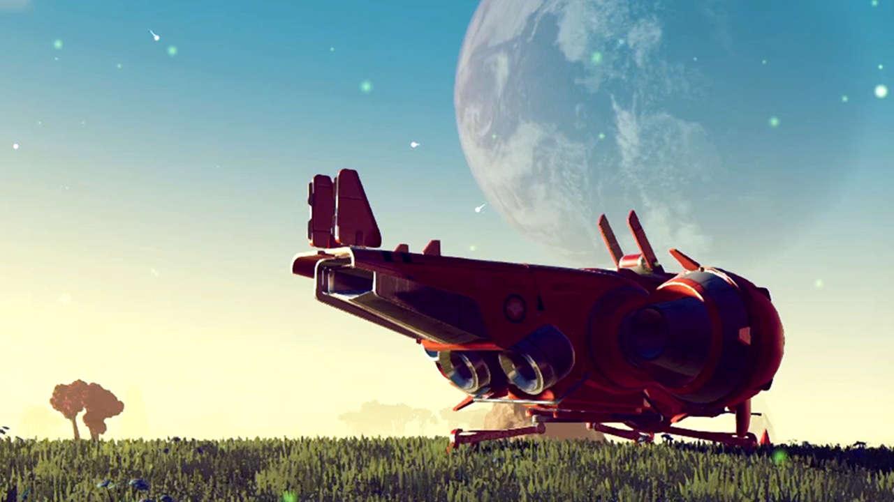 """No Man's Sky: Leaker schließt Game in 30 Stunden ab – Erreicht """"das Zentrum"""""""