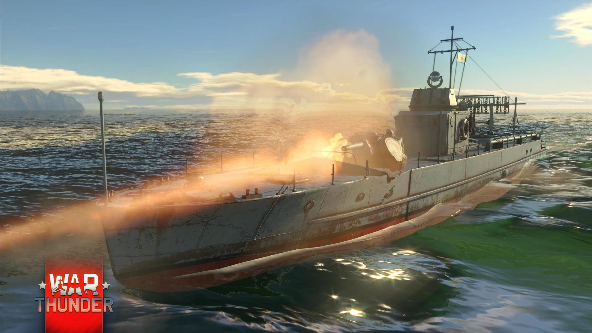 "Die Marine sticht in War Thunder bald in See – Addon ""Knights of the Sea"" offiziell angekündigt"