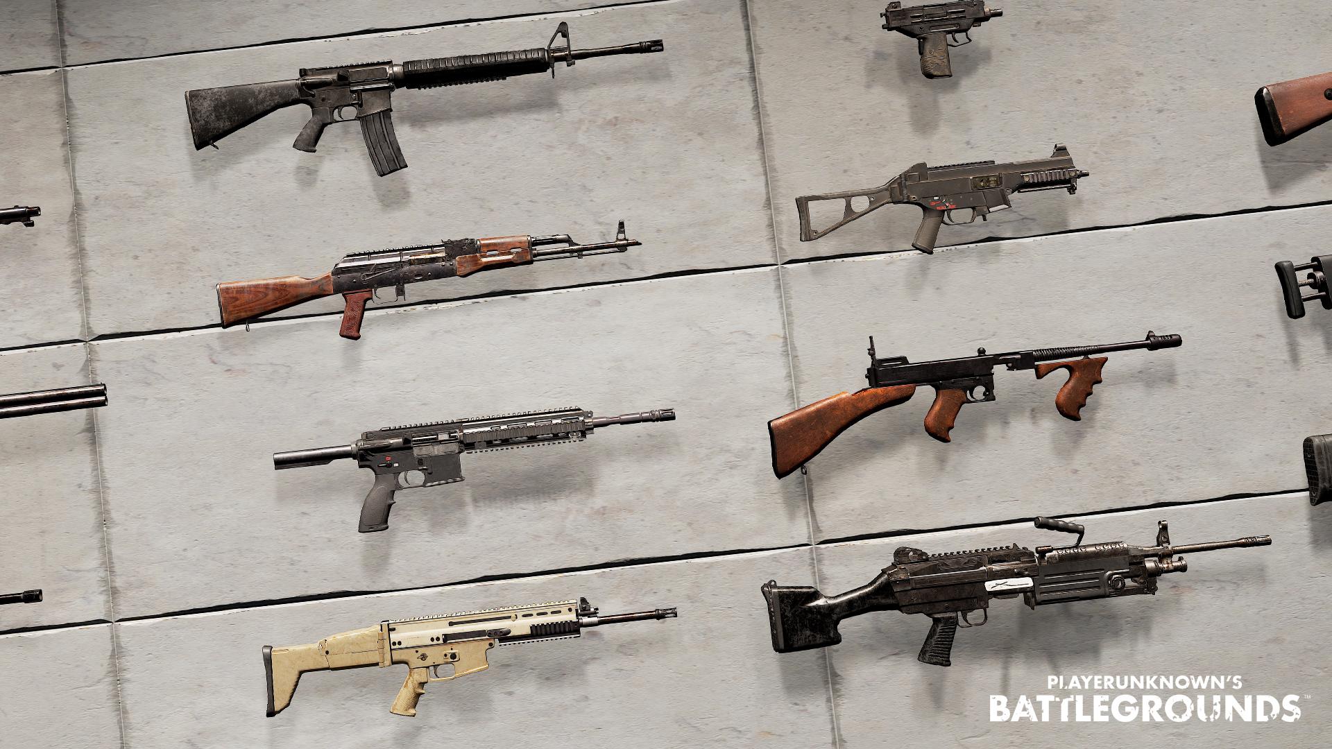 Playerunknown's Battlegrounds – Waffen und Fahrzeuge des Battle-Royal-Spiels im Blickpunkt