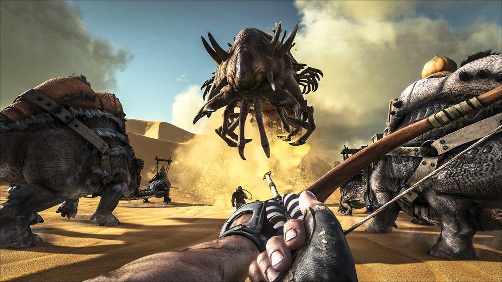 ARK: Survival Evolved – Entwickler entschuldigt sich für Wutausbruch