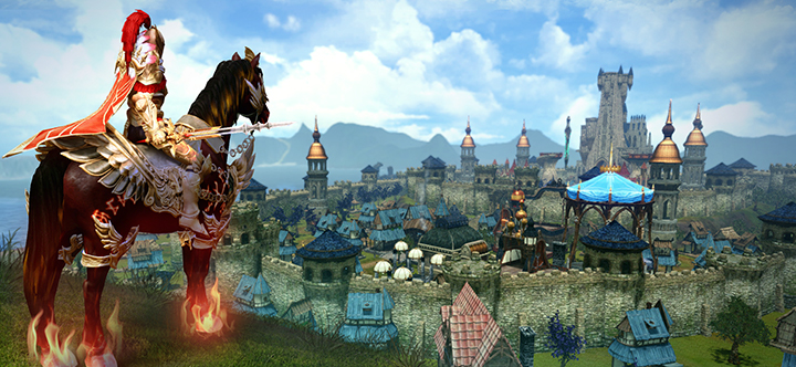 MMORPG ArcheAge will unter altem Chef wieder in die Spur finden