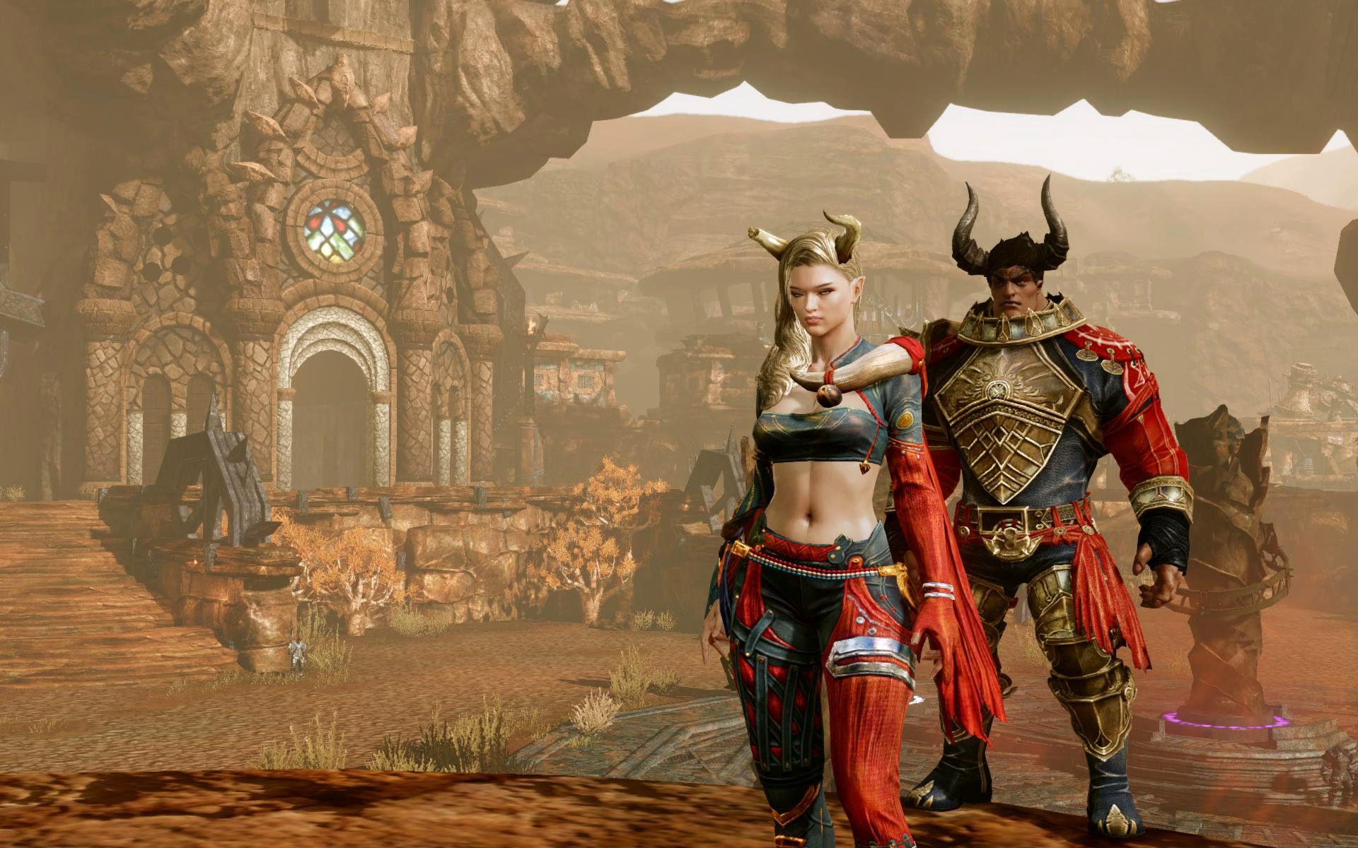 Arche Age 3.0: Neuanfang als Kriegsgeborener – Gameplay im Video