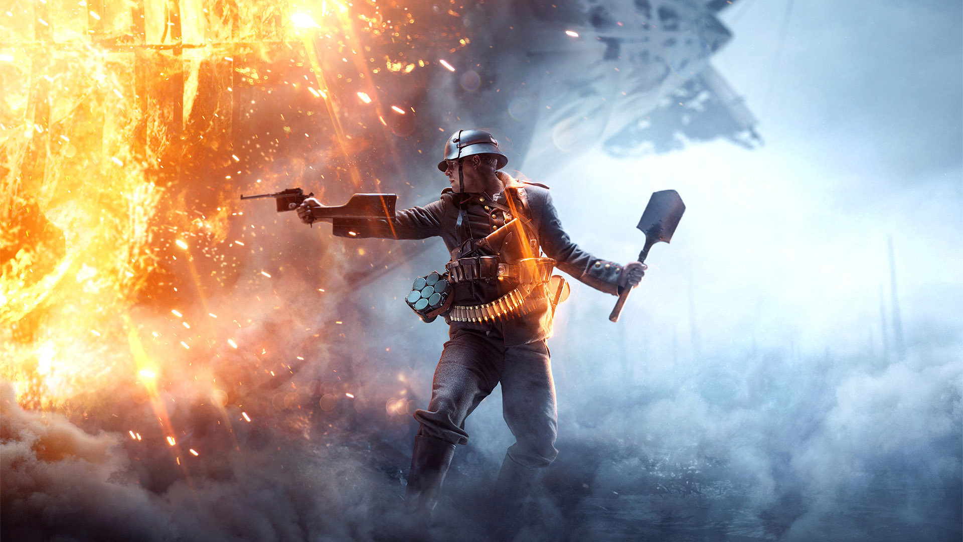"Battlefield 1: Gratis Multiplayer-Map im Dezember – ""Giant´s Shadow"""
