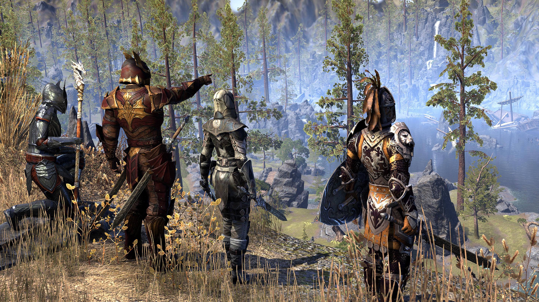 The Elder Scrolls Online: Jedes Jahr ein großes Addon und 3 DLCs