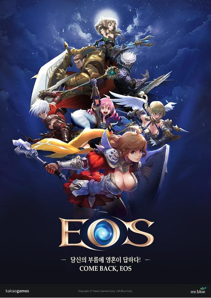 MMORPG Echo of Soul besticht Euch, damit Ihr wieder reinschaut