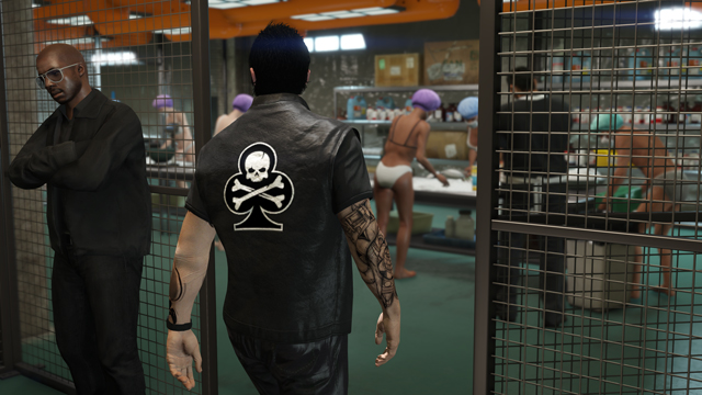 GTA 5 Online Bikers DLC Preview Gangs