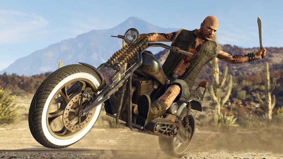 GTA 5 Online: Bikers-DLC – Release-Termin schon in wenigen Tagen