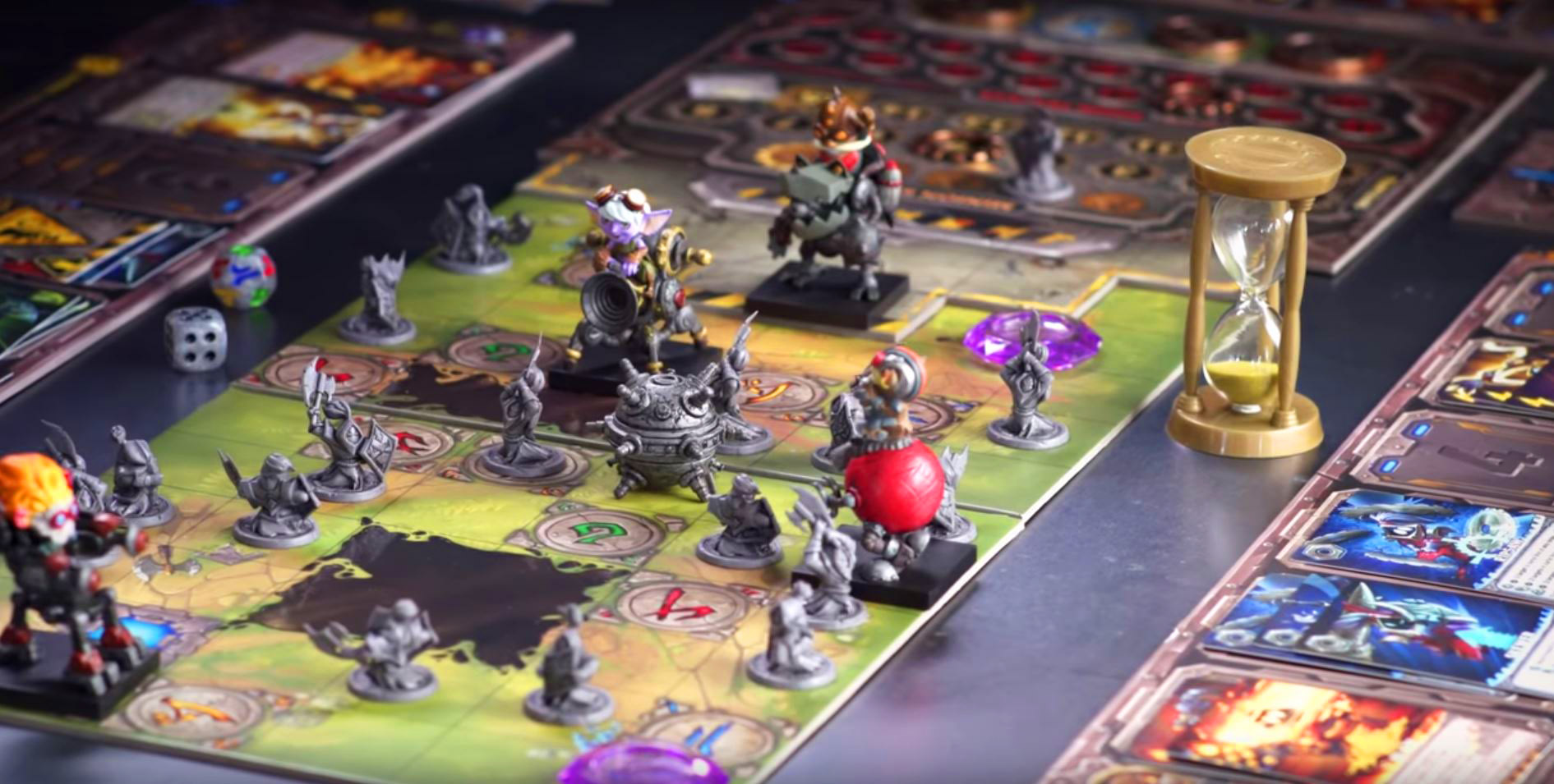 Mechs vs Minions: League of Legends bekommt ein Brettspiel mit Yordle-Power!