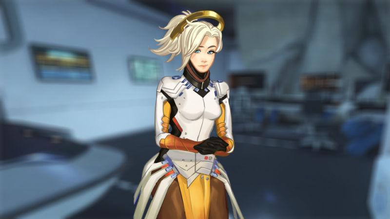 Overwatch: Jemand macht eine Dating Sim mit Genji, Mei und Bastion