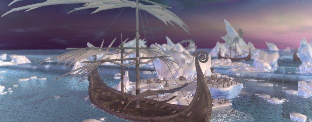 """Neverwinter: Addon """"Sea of Moving Ice"""" bringt uns ins Eismeer"""