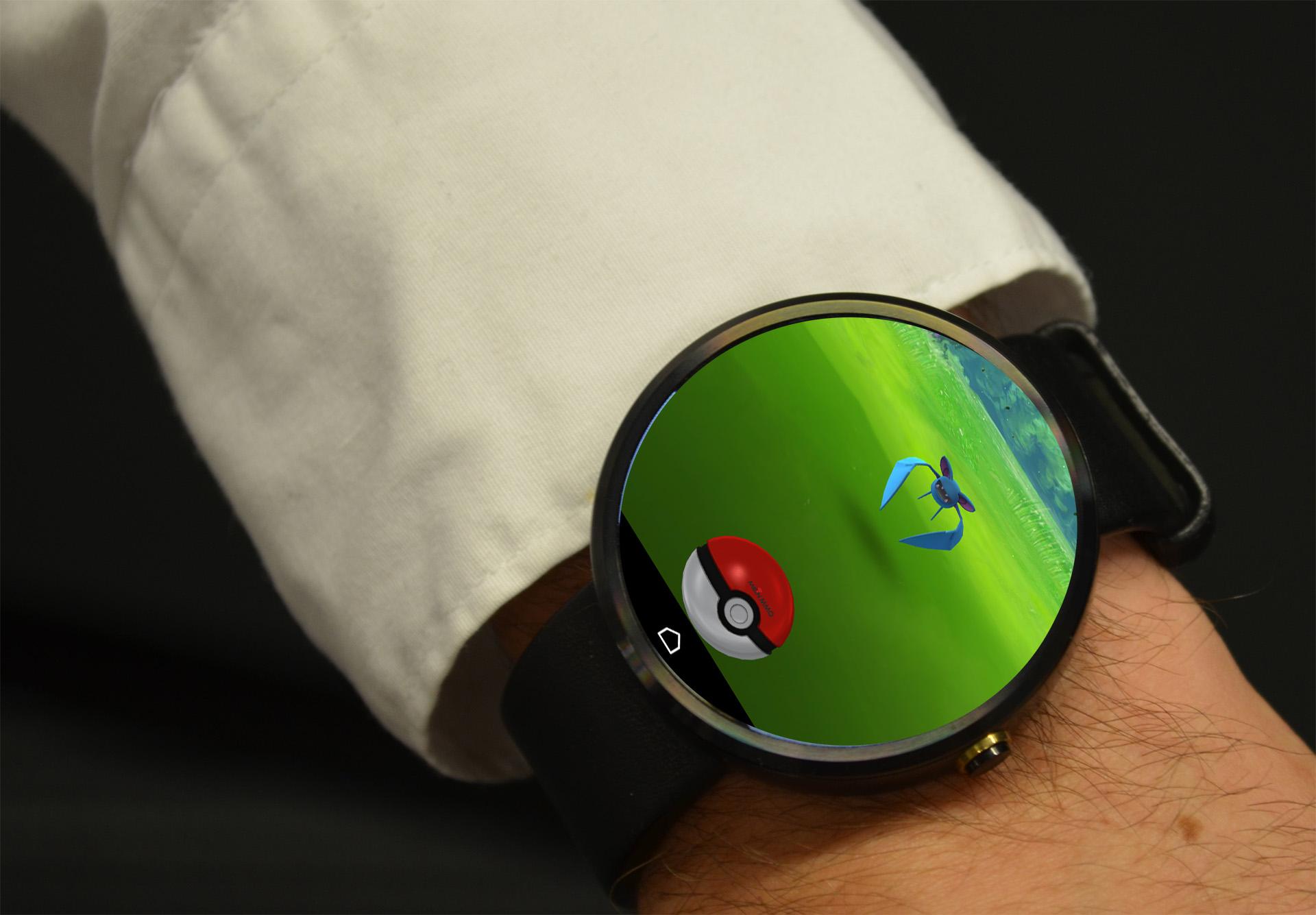 Pokémon GO: Werden Android-Smartwatches bald unterstützt?
