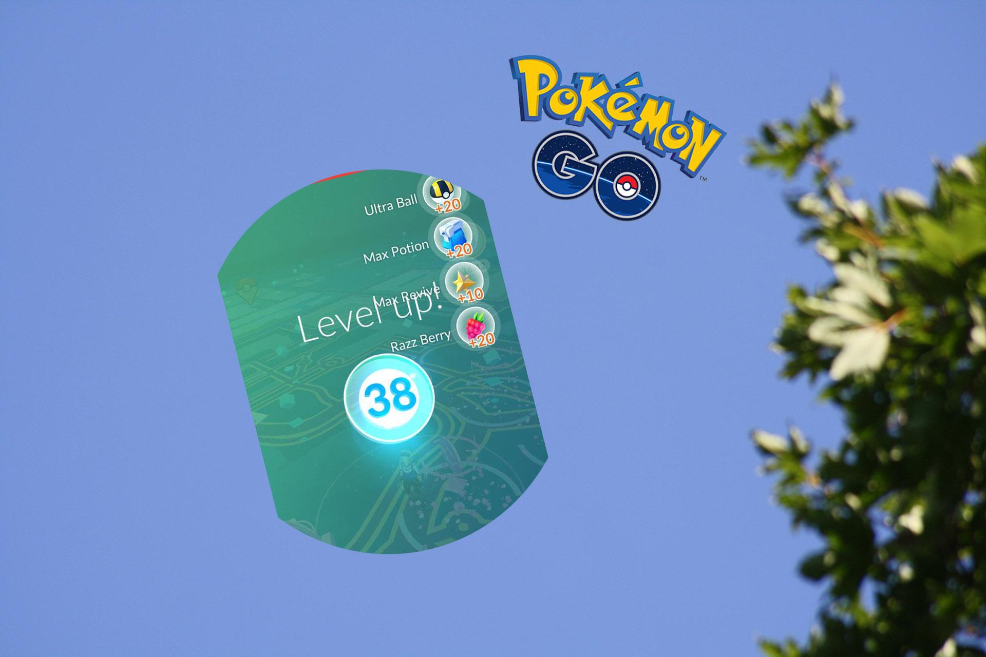 Pokémon GO: Hardcore-Spieler erreicht Level 38 – Und hat noch große Ziele!