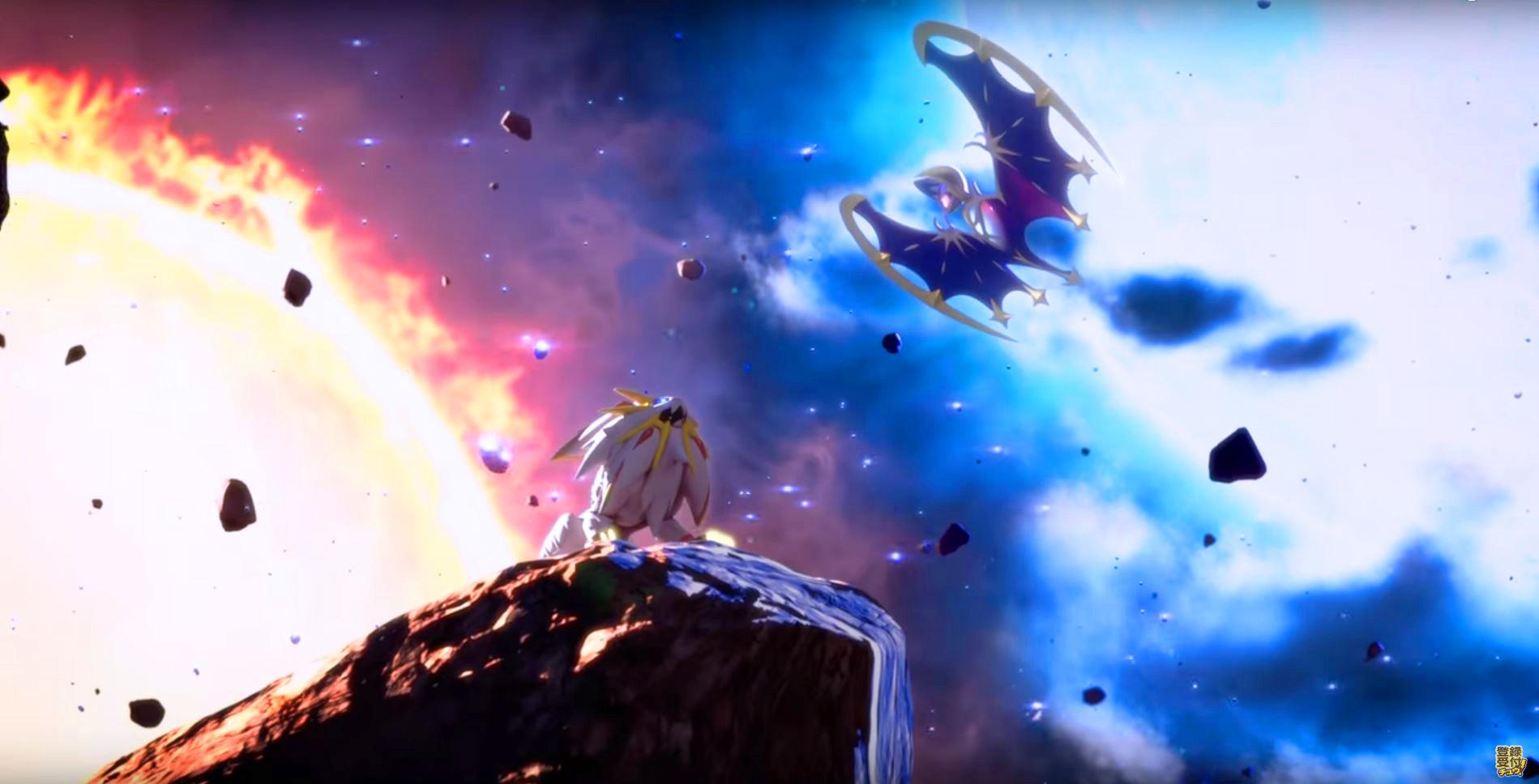 Pokémon Sonne und Mond: Neuer Action-Trailer zeigt Pokémon-Kämpfe und Charaktere