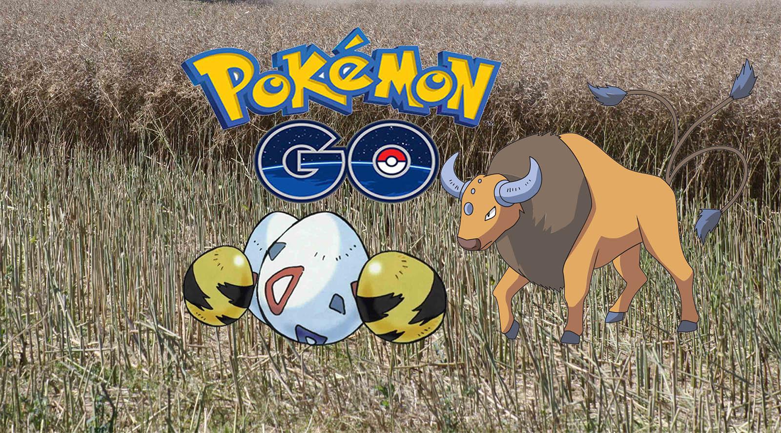 Pokémon GO: Regionsabhängige Pokémon aus Eiern in Deutschland?