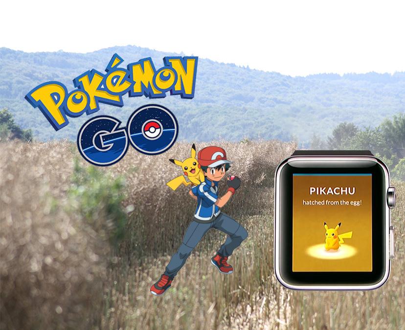 Pokémon GO: Apple Watch kann viel, aber keine Pokémon fangen