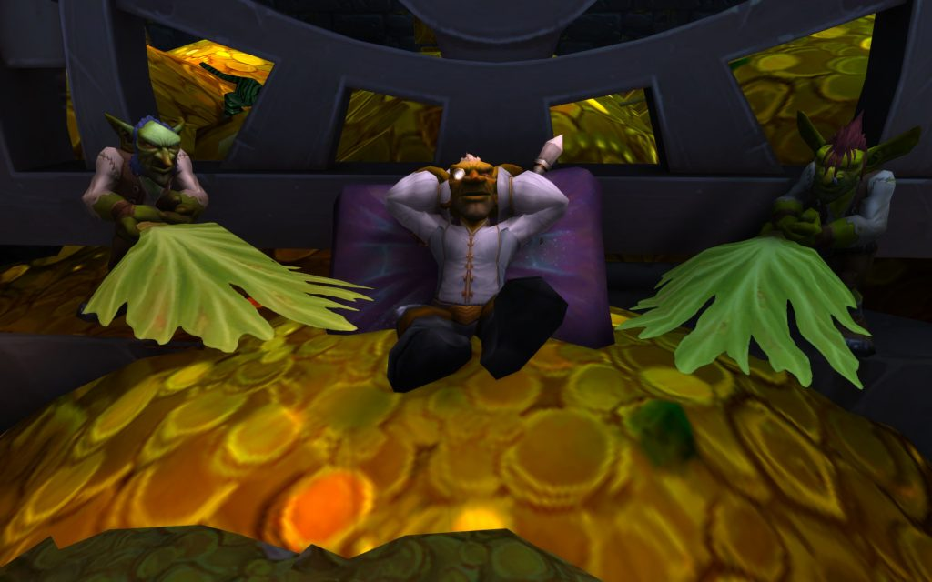 WoW Goblin Gold