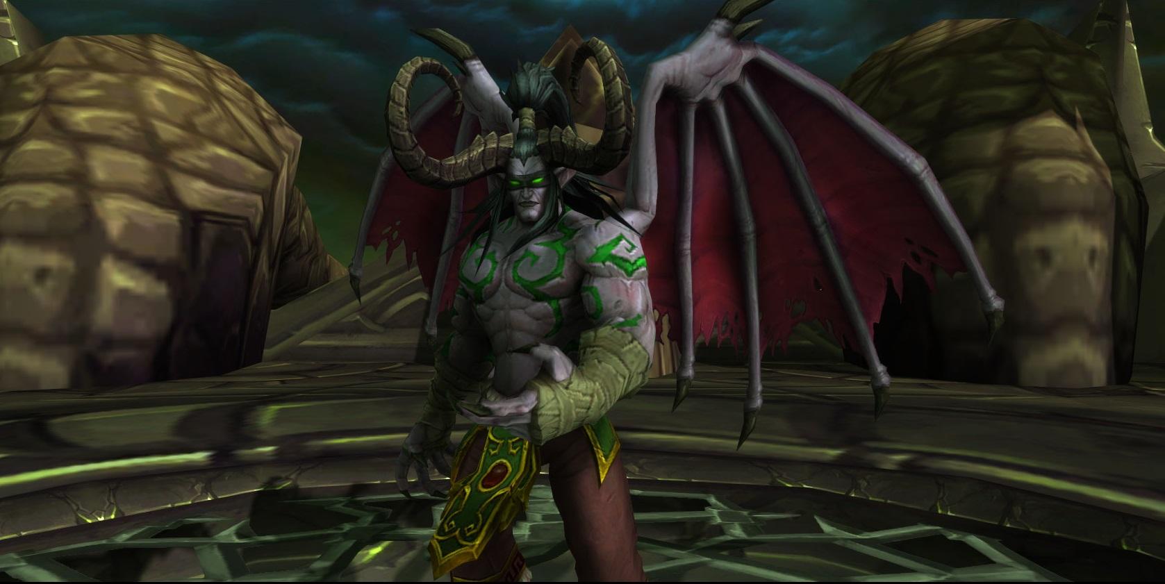 WoW: Legion – Neue Quest macht Spieler zum Raidboss Illidan