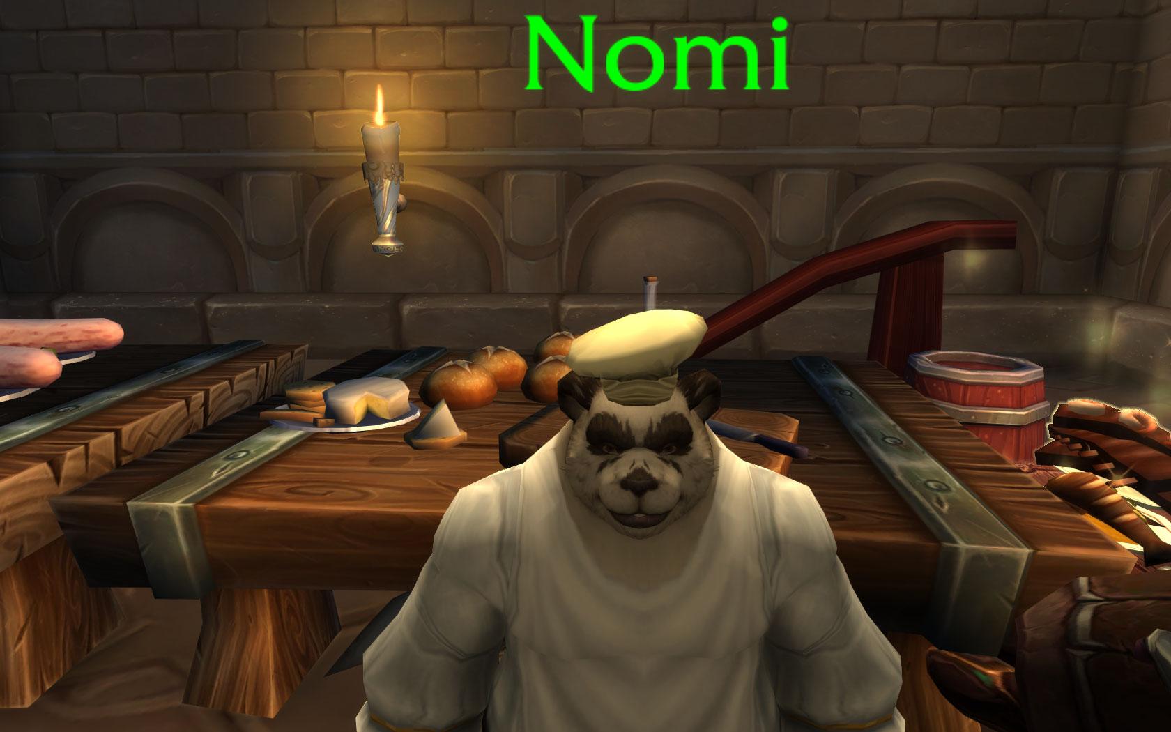 WoW: Legion – Kochen mit Nomi, irgendwie lästig