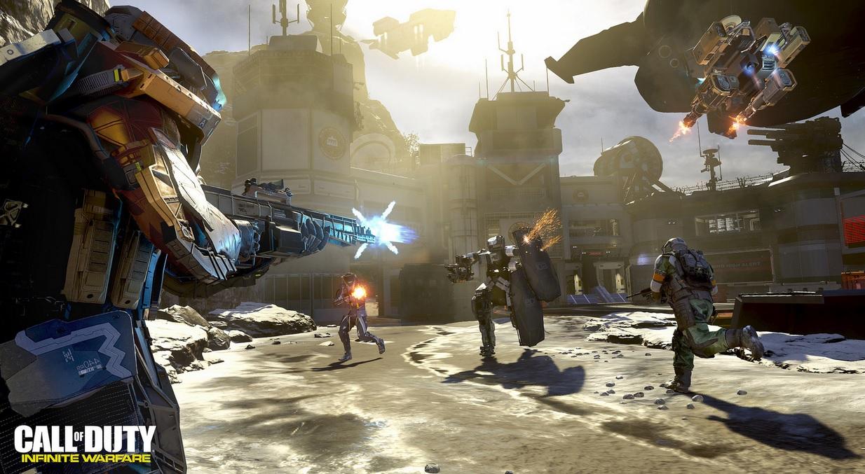 Klingt immer mehr so, als geht Call of Duty 2019 in Richtung MMO light