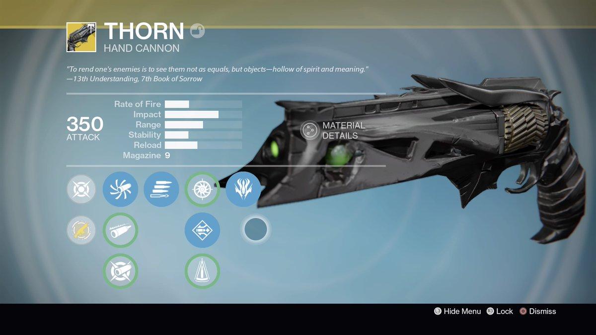 """Destiny: """"Jahr 3""""-Dorn bekommen – So geht die Quest in Rise of Iron"""