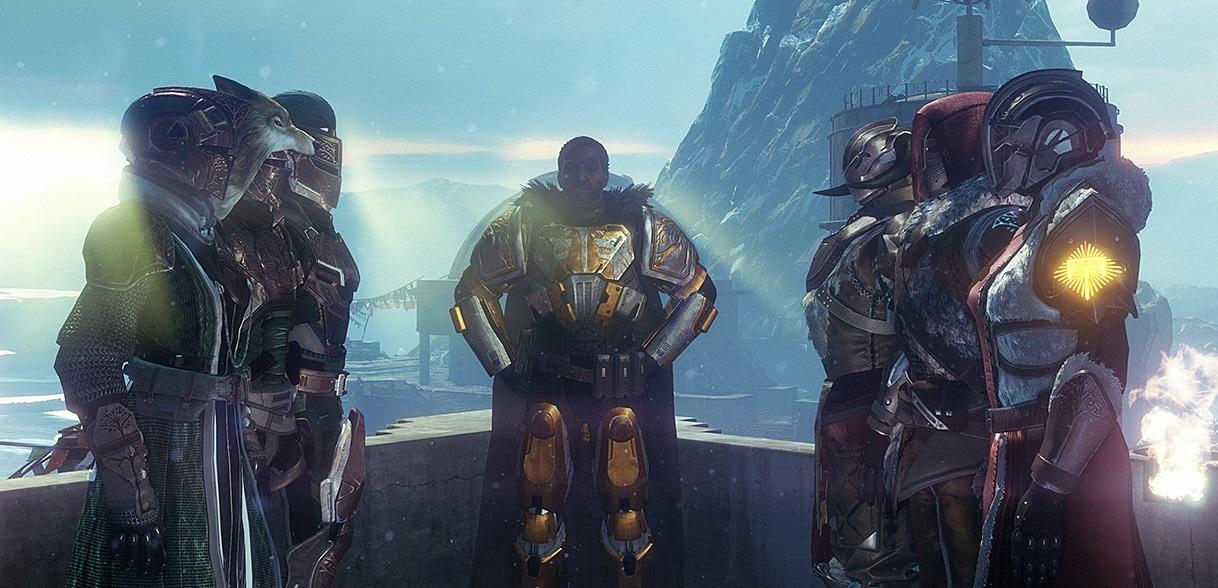 Destiny geht Grafik-Bugs an, führt Exp-Virus ein – Um wie viel Uhr erscheint Rise of Iron genau?