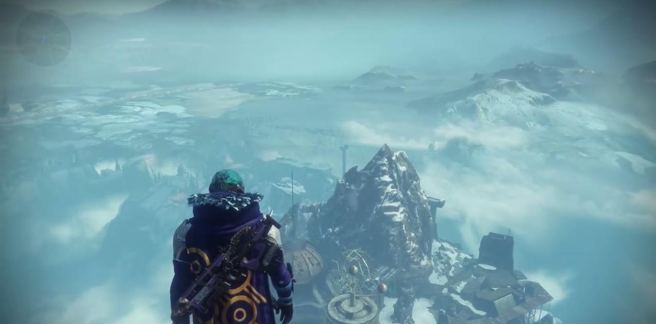 """Destiny: Extremes Sprung-Puzzle in Felwinter Peak – Der Weg zum wahren """"Felwinter-Gipfel"""""""