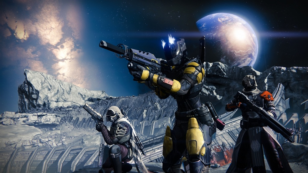 Destiny 2: Neues Video zeigt, wie gruselig der Mond in Shadowkeep wird