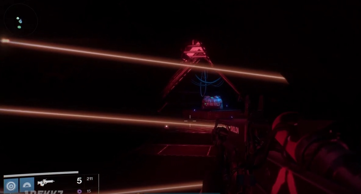 Destiny: Monitor-Rätsel – Geheimer Laser-Raum in Zorn der Maschine