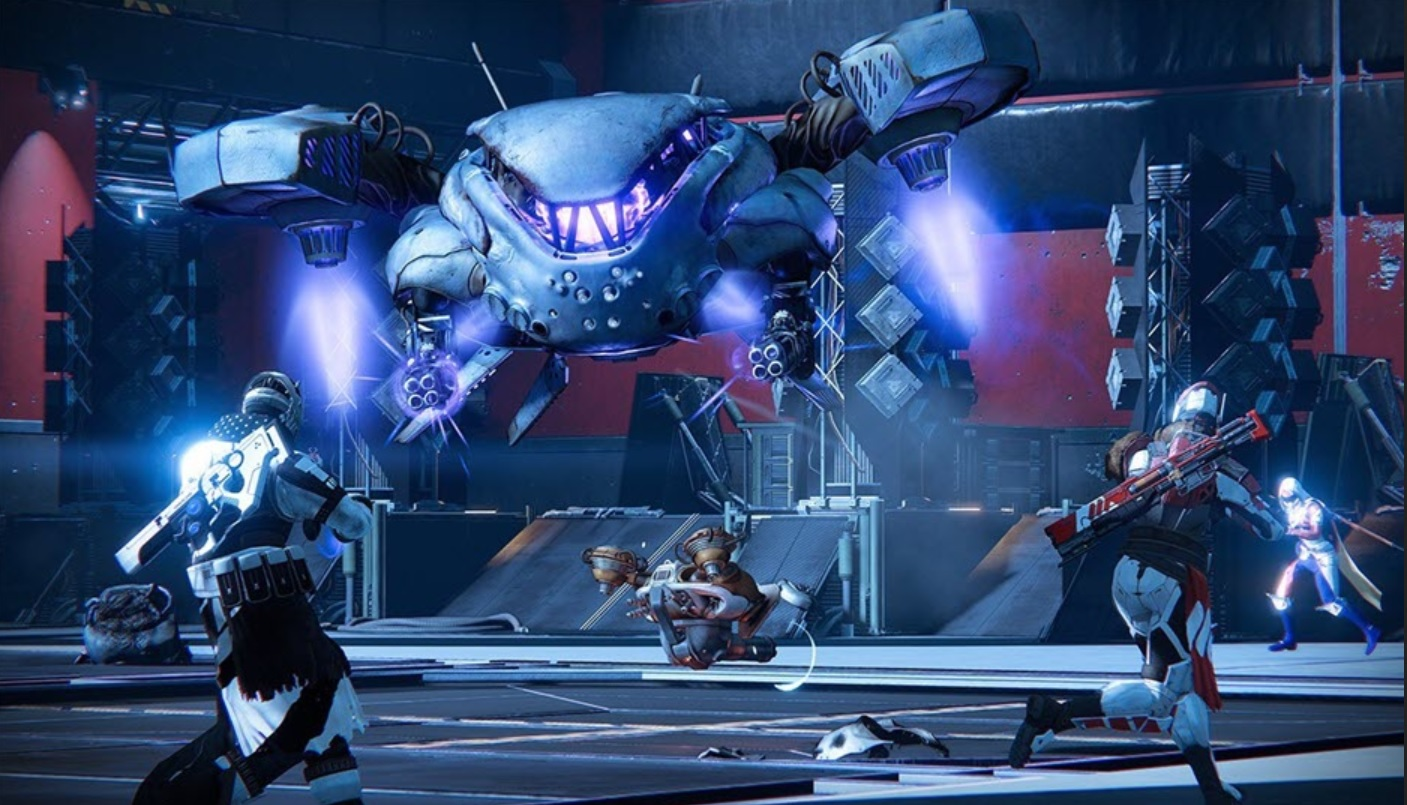 Destiny: Skelettschlüssel-Problem wird mit neuem Dämmerungsstrike gelöst