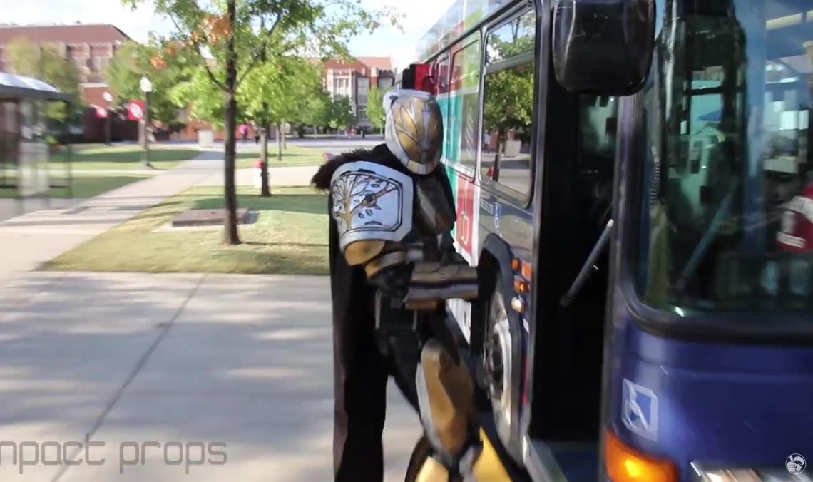 Destiny: Geniales Video der Woche zeigt Lord Saladin an der Universität
